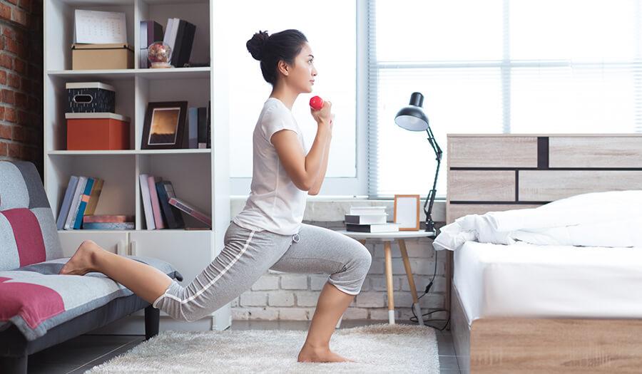 Lakukan Olahraga Sederhana Dan Dapatkan Bentuk Tubuh Idealmu