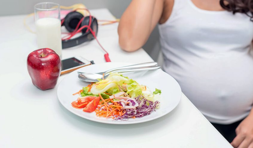 4 Asupan Makanan Untuk Ibu Hamil Muda Trimester Pertama